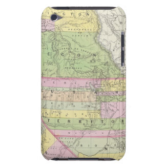 California, Oregon, Washington, Utah, New México 6 Funda Para iPod