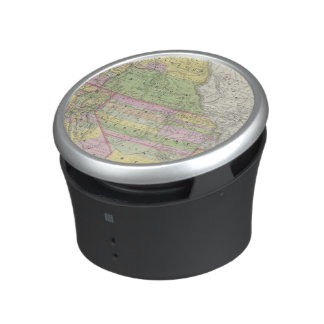 California, Oregon, Washington, Utah, New Mexico 6 Bluetooth Speaker