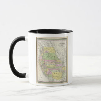 California, Oregon, Washington, Utah, New México 6 Taza