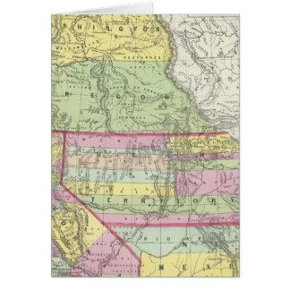 California, Oregon, Washington, Utah, New México 7 Felicitacion