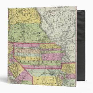 California, Oregon, Washington, Utah, New México 8