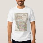 California, Oregon, Washington, Utah, New México Camisas