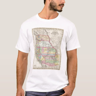 California, Oregon, Washington, Utah, New Mexico T-Shirt