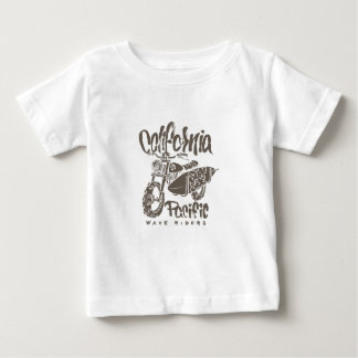 California Pacific Wave Riders Surf Side T-shirts