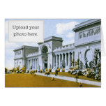California Palace of the Legion of Honor Greeting Card