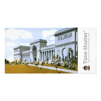 California Palace of the Legion of Honor Photo Card