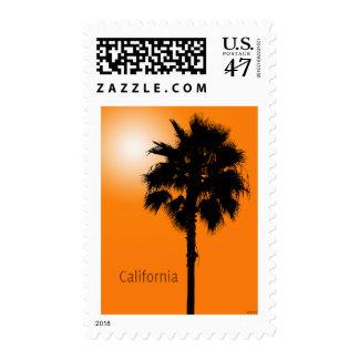 California Palm Stamp