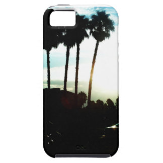 California Palm Tree Silhouette iPhone Case iPhone 5 Covers