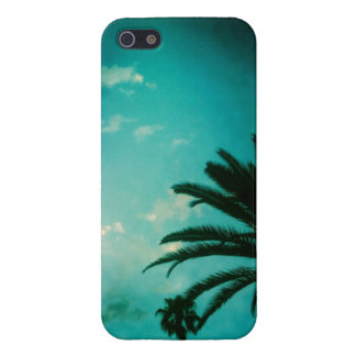 California Palms Cover For iPhone 5