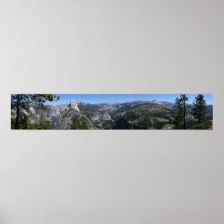 California Panoramic 4 Posters