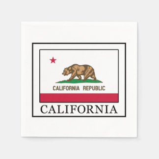 California Paper Napkin