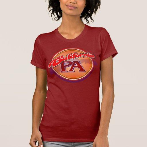 California, Para BR swoop shirt