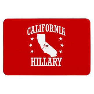 CALIFORNIA PARA HILLARY CLINTON IMÁN