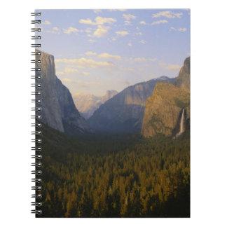 California, parque nacional de Yosemite, Yosemite Libros De Apuntes Con Espiral