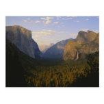 California, parque nacional de Yosemite, Yosemite Tarjeta Postal