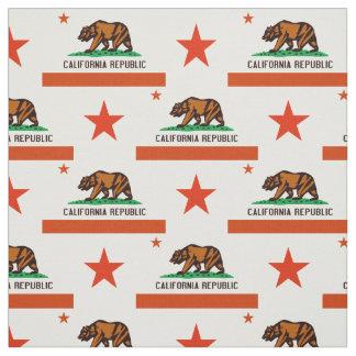 California peinó algodón telas