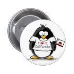 California Penguin Buttons