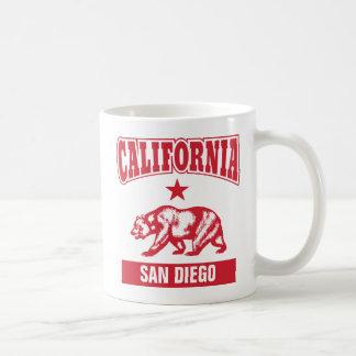 California Personalized City Name Coffee Mug