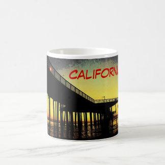 California Pier Mug
