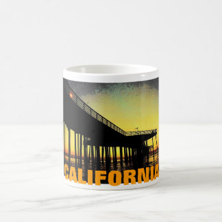 California (Pier) Mug - Customized