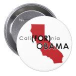 CaliFORnia Pinback Button
