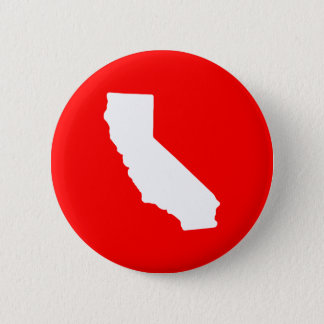 California Pinback Button