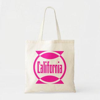 California Pink Logo Design #1 Bag