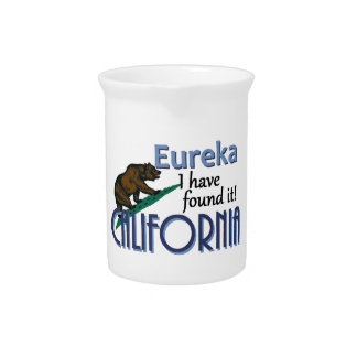 CALIFORNIA DRINK PITCHERS