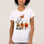 California Poppie Camiseta