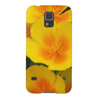 California Poppie Carcasas De Galaxy S5