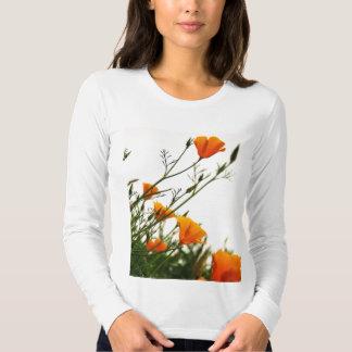 California Poppie T Shirt