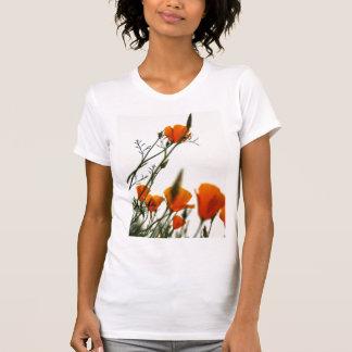 California Poppie Tee Shirt