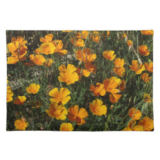 California Poppies American MoJo Placemat