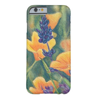 California Poppies Barely There iPhone 6 Case