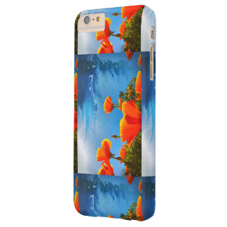 California Poppies Barely There iPhone 6 Plus Case