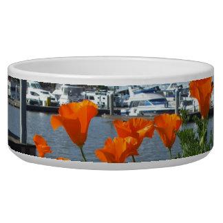 California Poppies Bowl