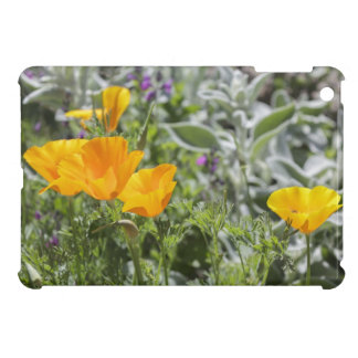 California Poppies Case For The iPad Mini