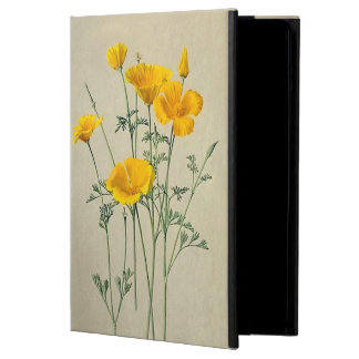 California Poppies iPad Air Powis Cover Cover For iPad Air