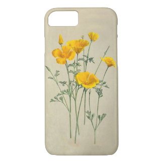 California Poppies iPhone 7 Barely There Case