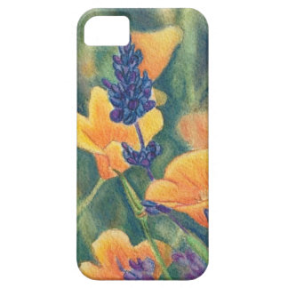 California Poppies iPhone SE/5/5s Case