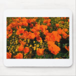 California Poppies Mouse Mat