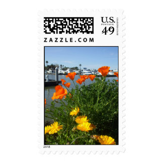 California Poppies Postage