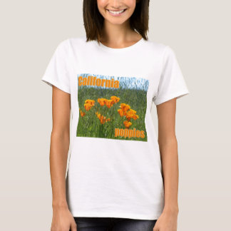 California Poppies T-Shirt
