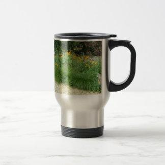 California Poppy #5 Travel Mug