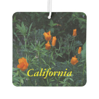 California Poppy Air Freshener