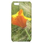 California Poppy Case iPhone 5C Cases