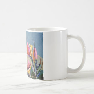 California Poppy Coffee Mug