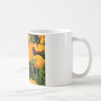 """California Poppy"" Coffee Mug"