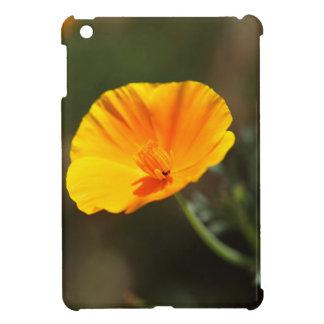 California Poppy (Eschscholzia californica) iPad Mini Cover