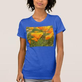 California Poppy Field T-Shirt